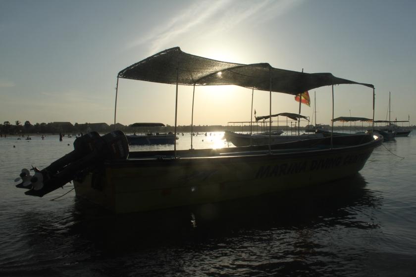 Boat, Passikudah