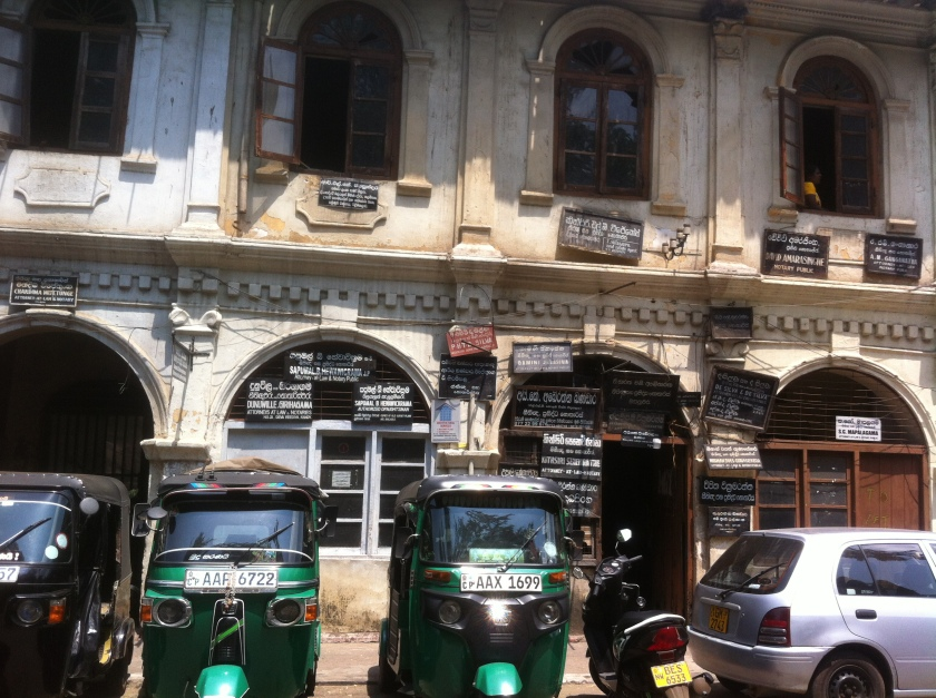 Deva Street, Kandy