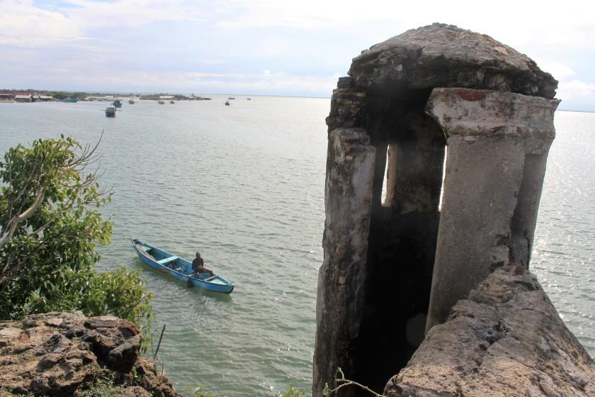 Dutch fort, Mannar