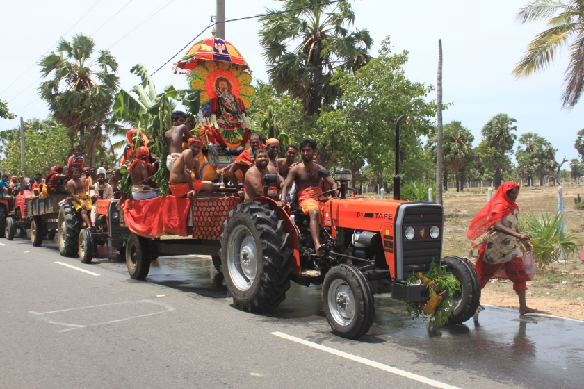 Hindu perahera, Valaichenai