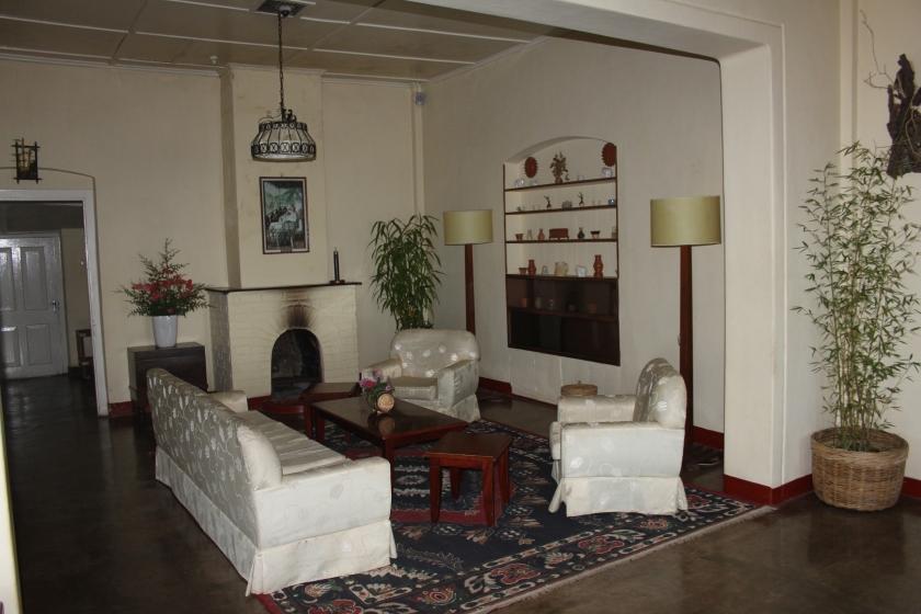 Interior, Sherwood Bungalow, Haputale