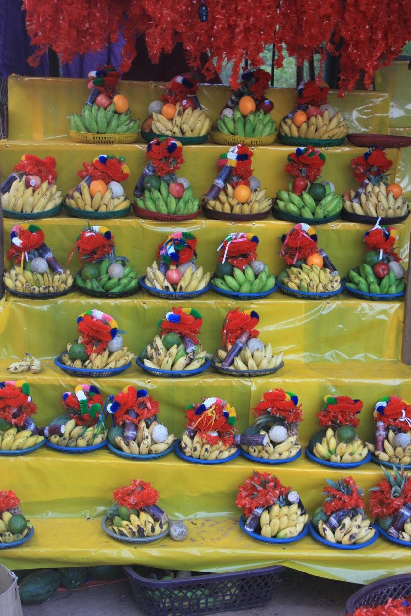 Offerings stall, Kataragama