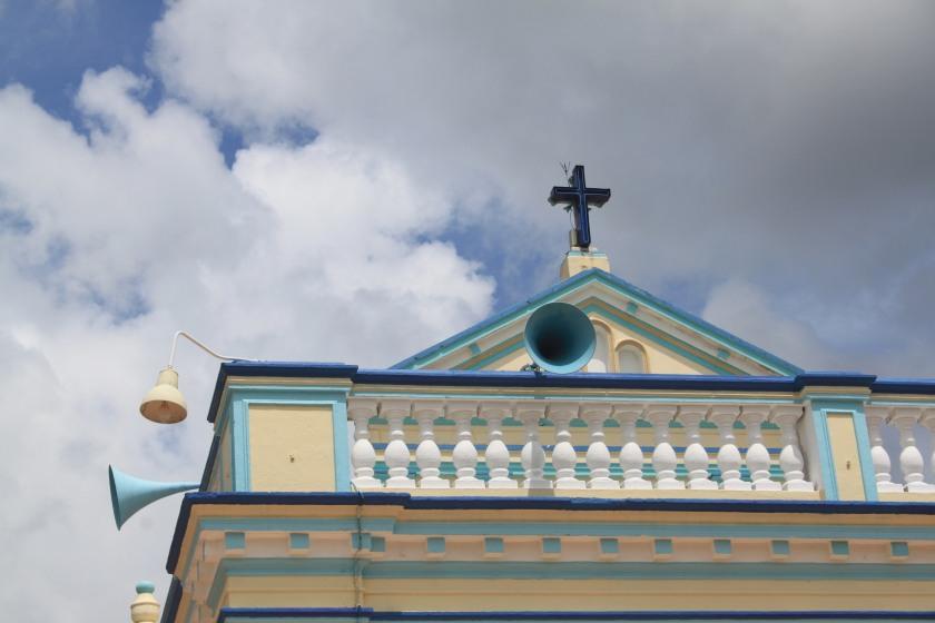 Our Lady of Madhu church