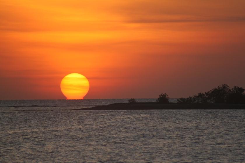 Sunrise, De Vries Bay